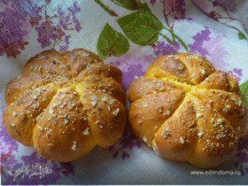 """Тыквенный хлеб """"Тыковка"""""""