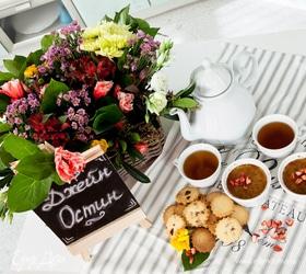 Чаепитие в стиле Джейн Остин