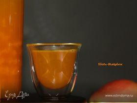 Облепиховый чай с грушей