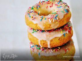 Ванильные пончики
