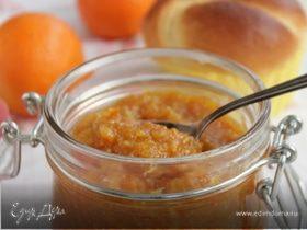 Апельсиновый конфитюр с бадьяном