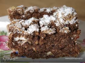 Ореховый хлебушек с какао