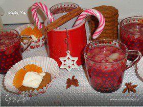 Глёги (Glögi) — национальный рождественский напиток Финляндии