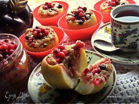 Фаршированные пряные яблочки