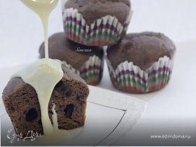 Черемуховые кексы