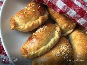 Пирожки с мясом (крымско-татарские)