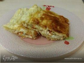 Рыбный пирог с пряностями