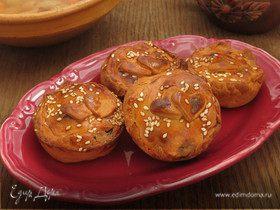 Мини-пироги к 14 февраля