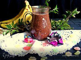 Завтрак «Шоколадная овсянка»