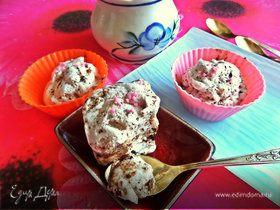 Белковый моментальный десерт