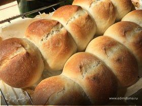 Отрывной хлеб «Гусеница»