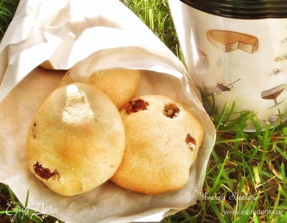 Печенье со вкусом чая с бергамотом