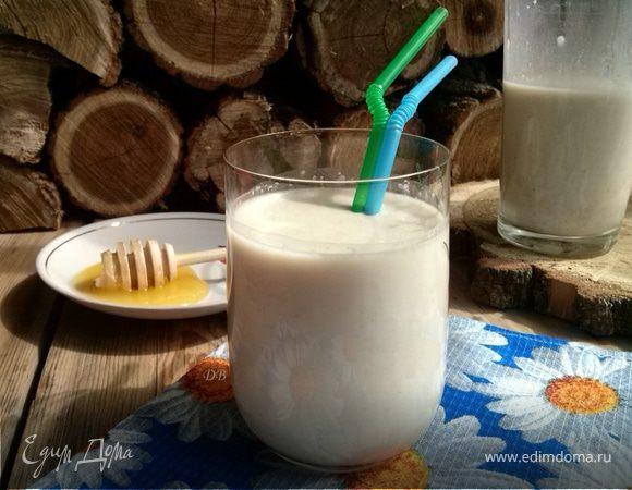Овсяное молоко