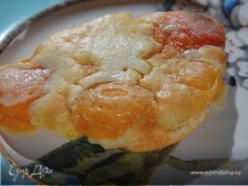 Клафути с абрикосами