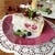 Сметанный пирог с маком и вишней