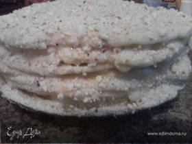 Торт на сковороде «Дачный»