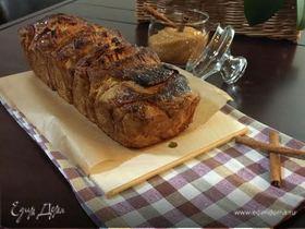 Сладкий хлеб-гармошка (Pull Apart Bread)
