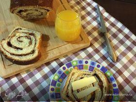 Сладкий хлеб (Homemade Cinnamon Bread )