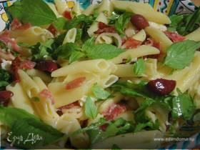 Салат из пасты della Tata