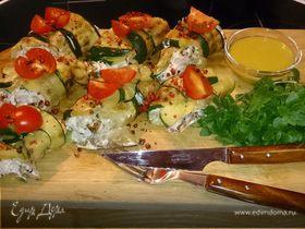 Тортилья с яйцами, шпинатом и моцареллой рецепт �� с фото пошаговый, Едим Дома кулинарные рецепты от Юлии Высоцкой