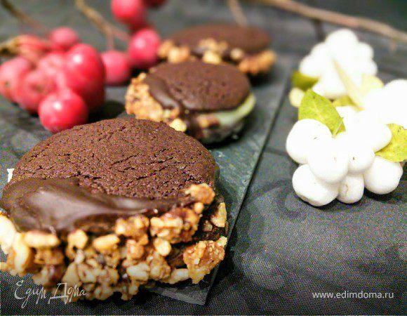Печенье «Шоколадное желание»