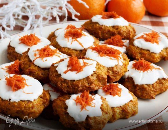 Печенье «Морковные растрепки»