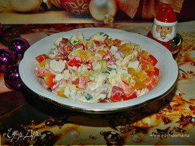Салат «Новогодний»