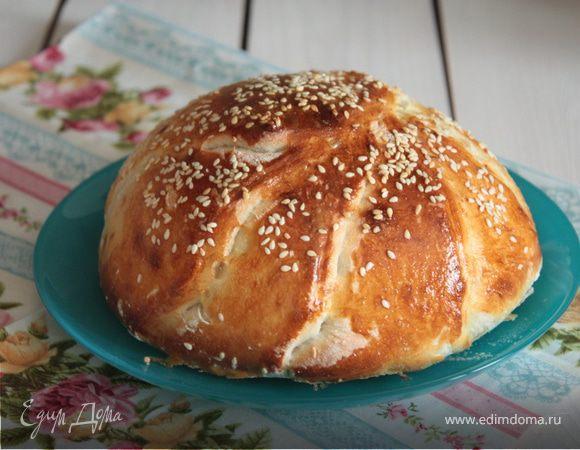 Закусочный пирог с сыром