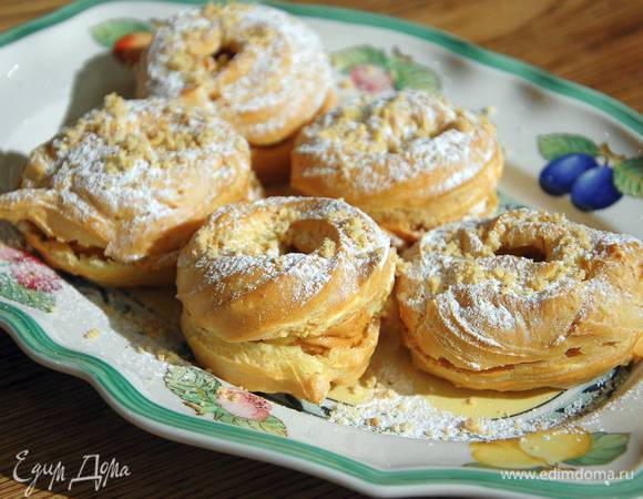 едим дома с юлией высоцкой рецепты выпечка эклеры