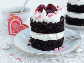 Шоколадный торт для любимого