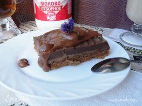 «Умный» шоколадный торт