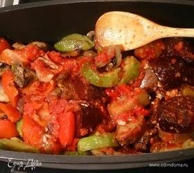 Печеное овощное рагу
