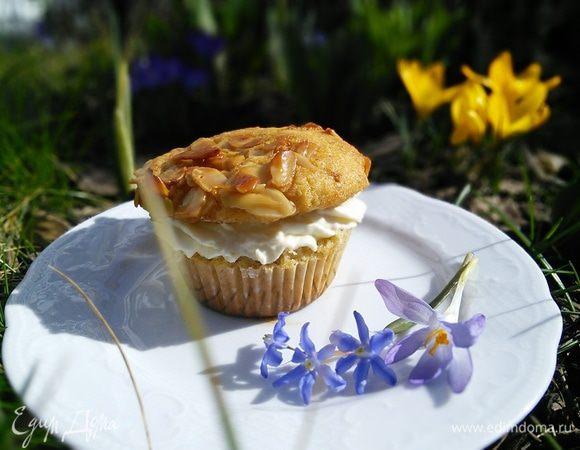 Маффины по мотивам торта «Биненштих»