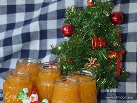 Рецепт джема из мандаринов