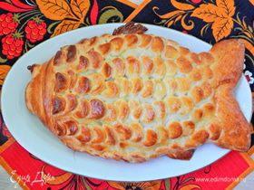 Пирог «Рыбник»