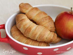 Яблочные дольки в тесте