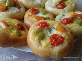 Мини-пиццы «Крошки»