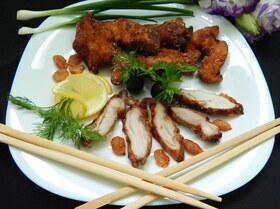 Курица «Карааге»