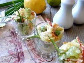 «Потэ то сарада» или японский картофельный салат