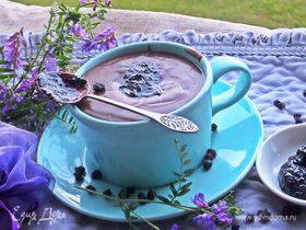 Шоколадно-овсяный кисель