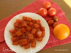Томатно-фруктовый мармелад