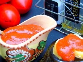 Кетчуп с нектаринами