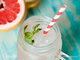 Водка с бузиной и грейпфрутом