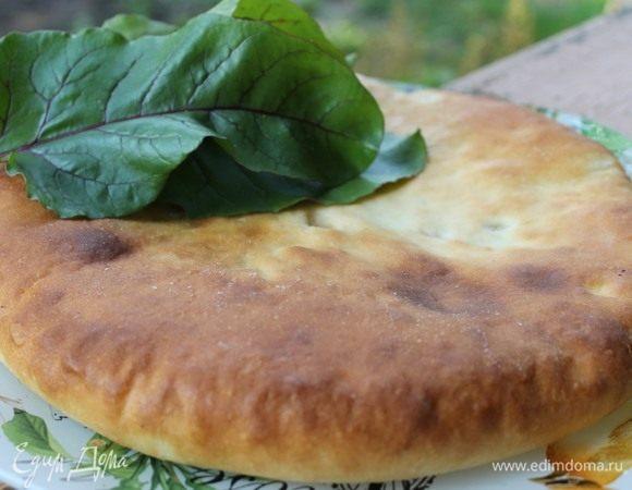 Осетинский пирог «Сахараджин»