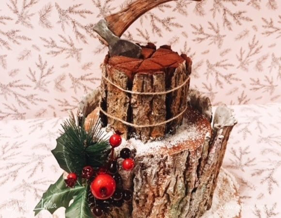 Торт «Шварцвальдский вишневый»