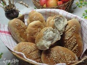 Булки «Богатырские» с отрубями