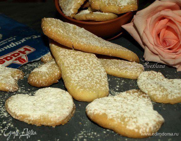 Крымское масляное курабье