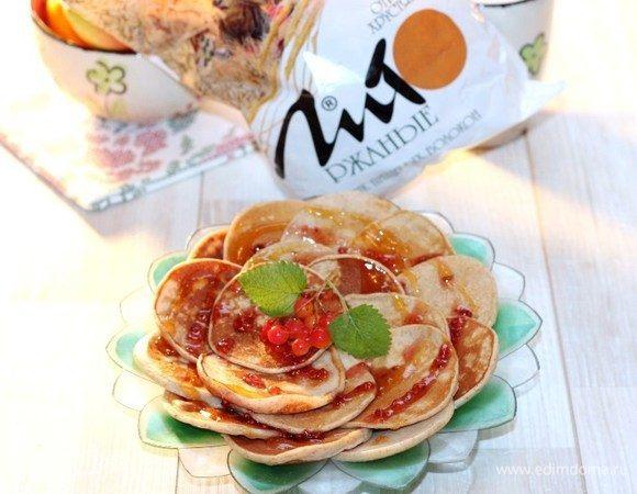 Ржаные лепешки к завтраку