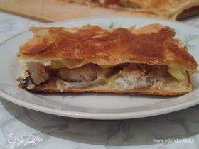 Рыбный пирог «Любимый»