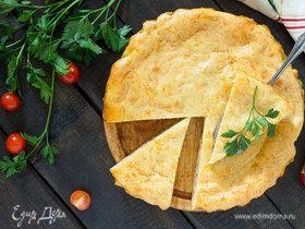 Рыбный пирог «Калаккуко»